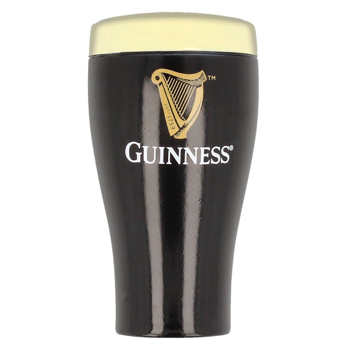 Calamita Guinness in Resina con Disegno Pinta 3D - Viaggiare in Irlanda