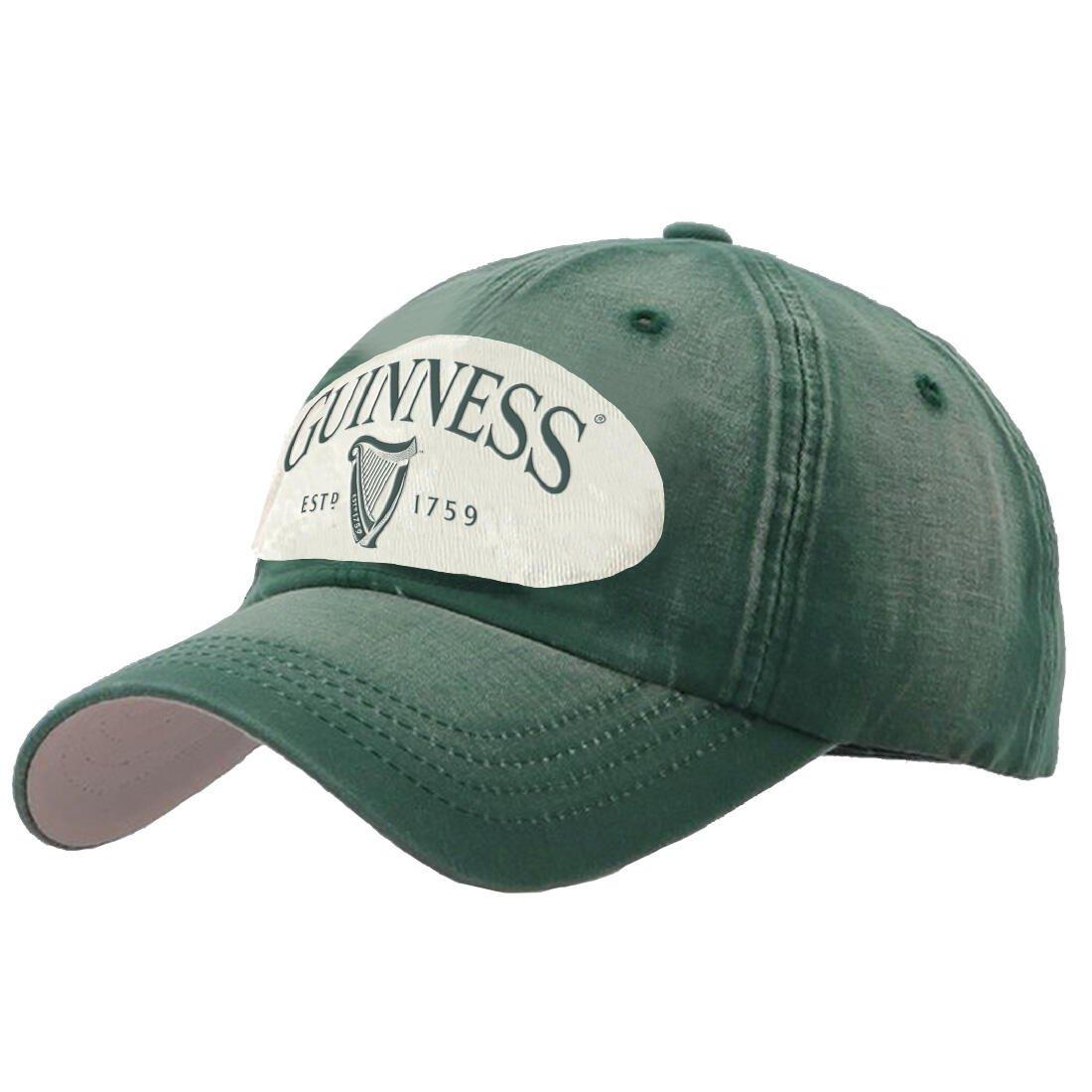 Cappellino Guinness verde - Viaggiare in Irlanda