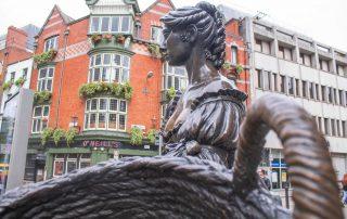 Tour a piedi di Dublino | Viaggiare in Irlanda