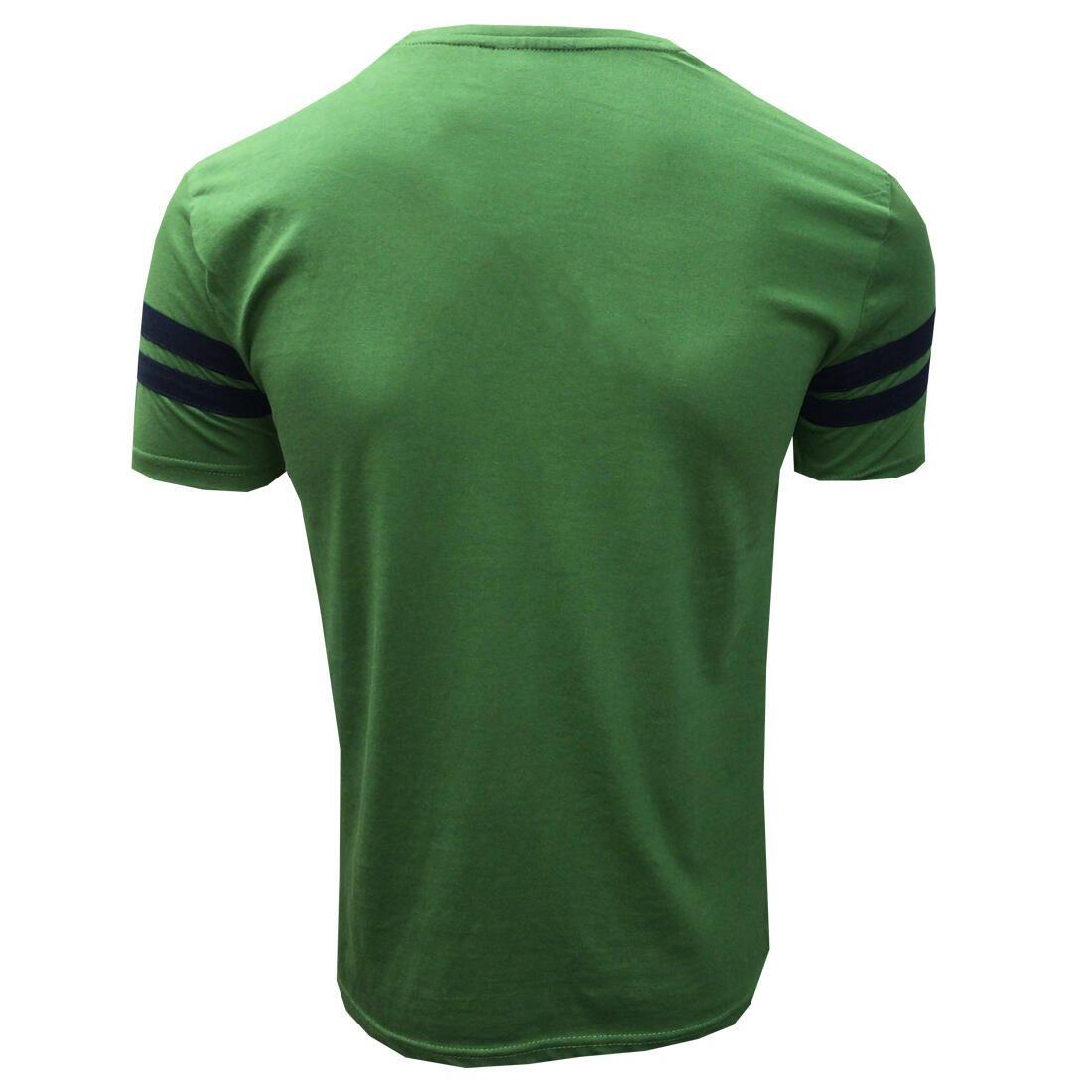 T-shirt Guinness Classica colore verde con logo Guinness - Retro - Viaggiare in Irlanda