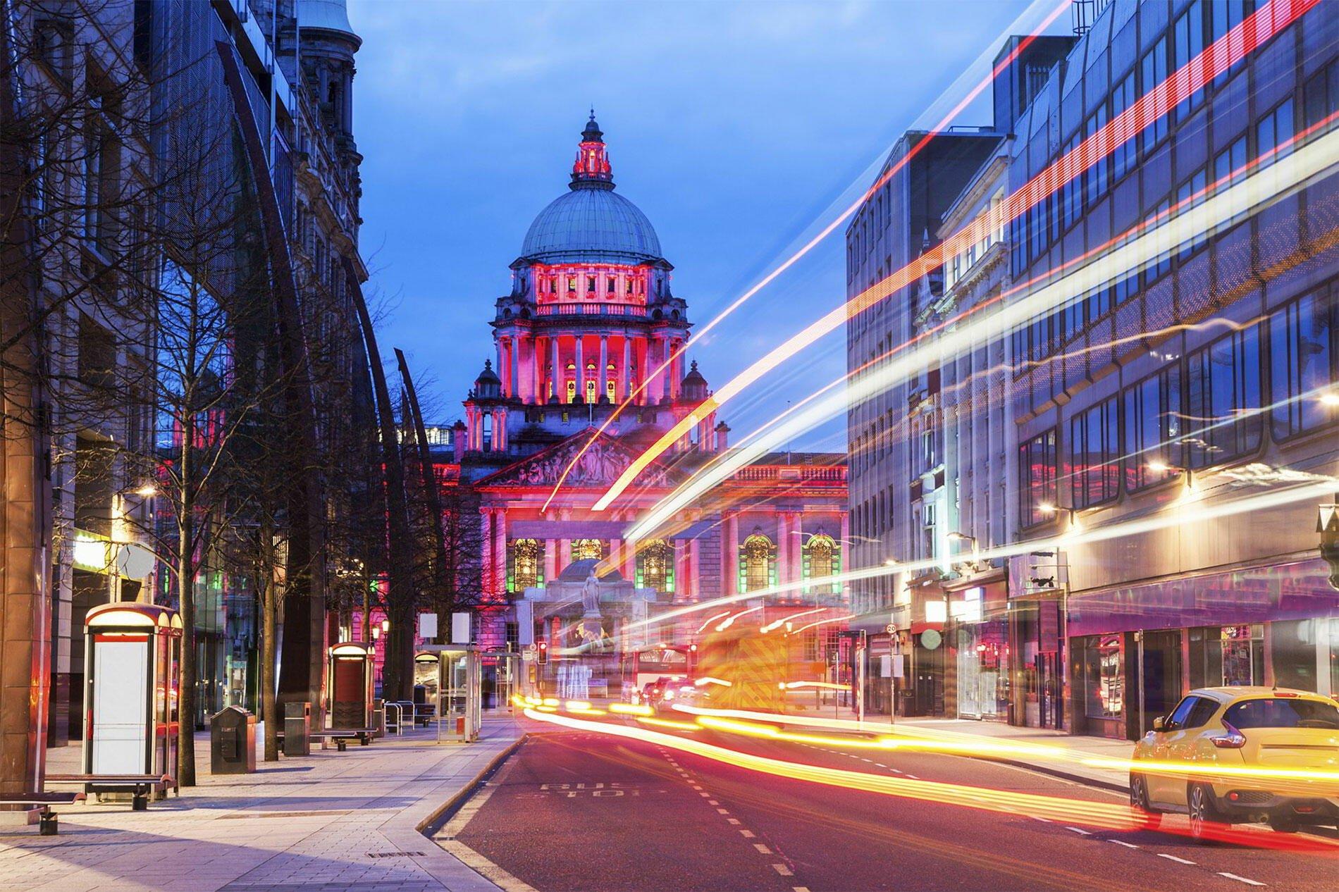 Tour Giants Causeway e Belfast - Viaggiare in Irlanda