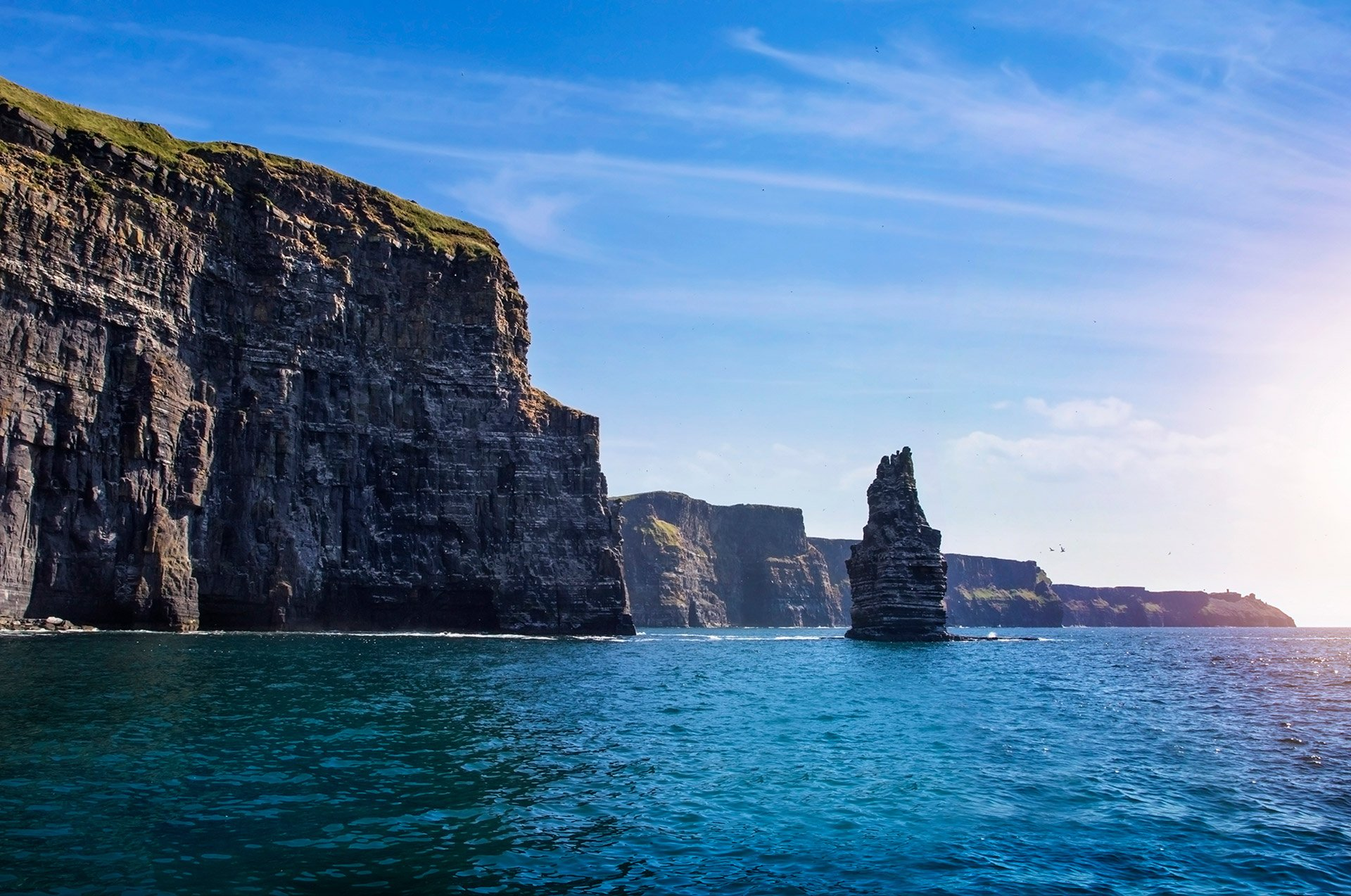 Tour Cliff of Moher Premium - Viaggiare in Irlanda