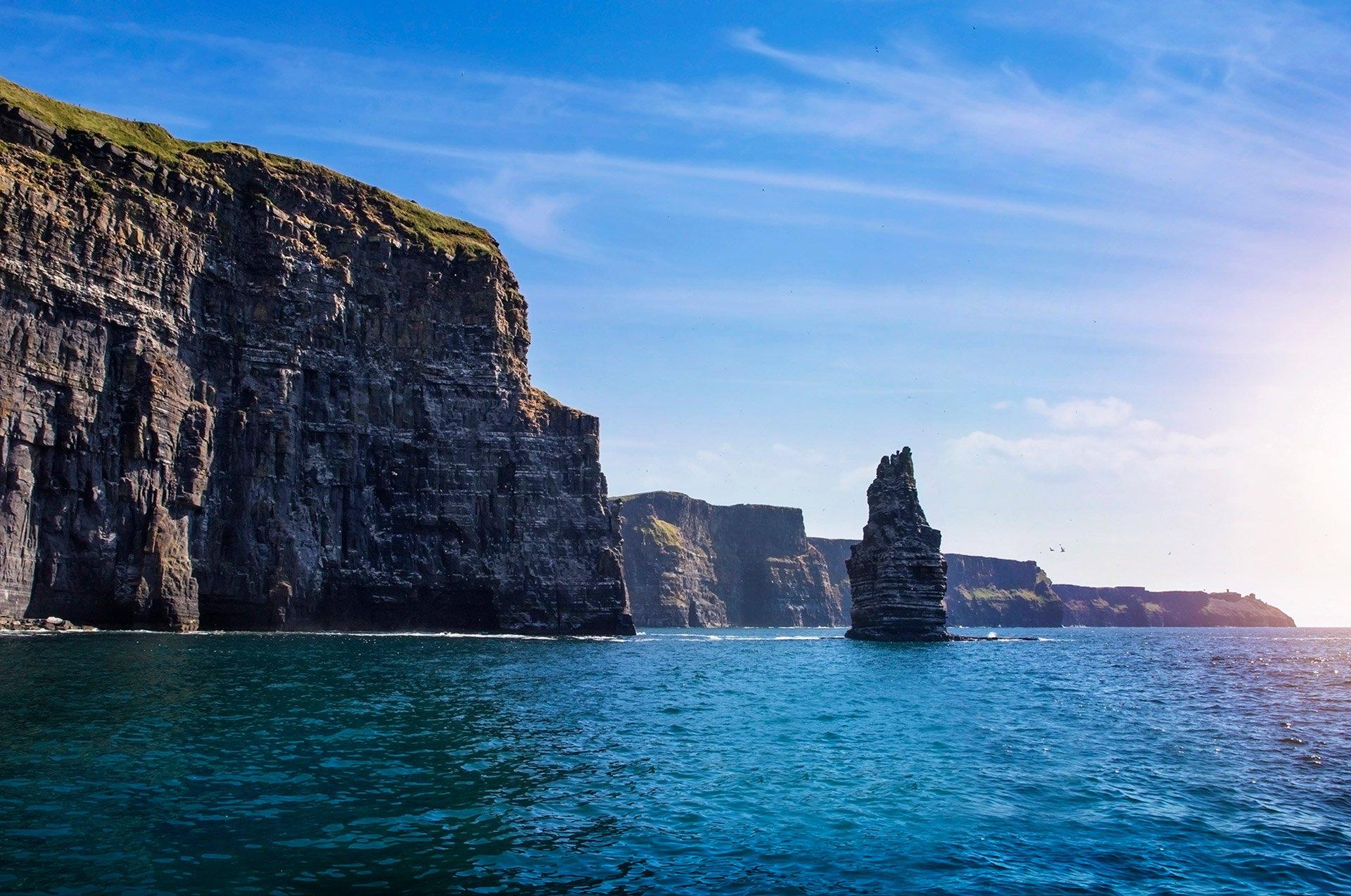 Tour Cliff of Moher Premium - Viaggiare in Irlanda