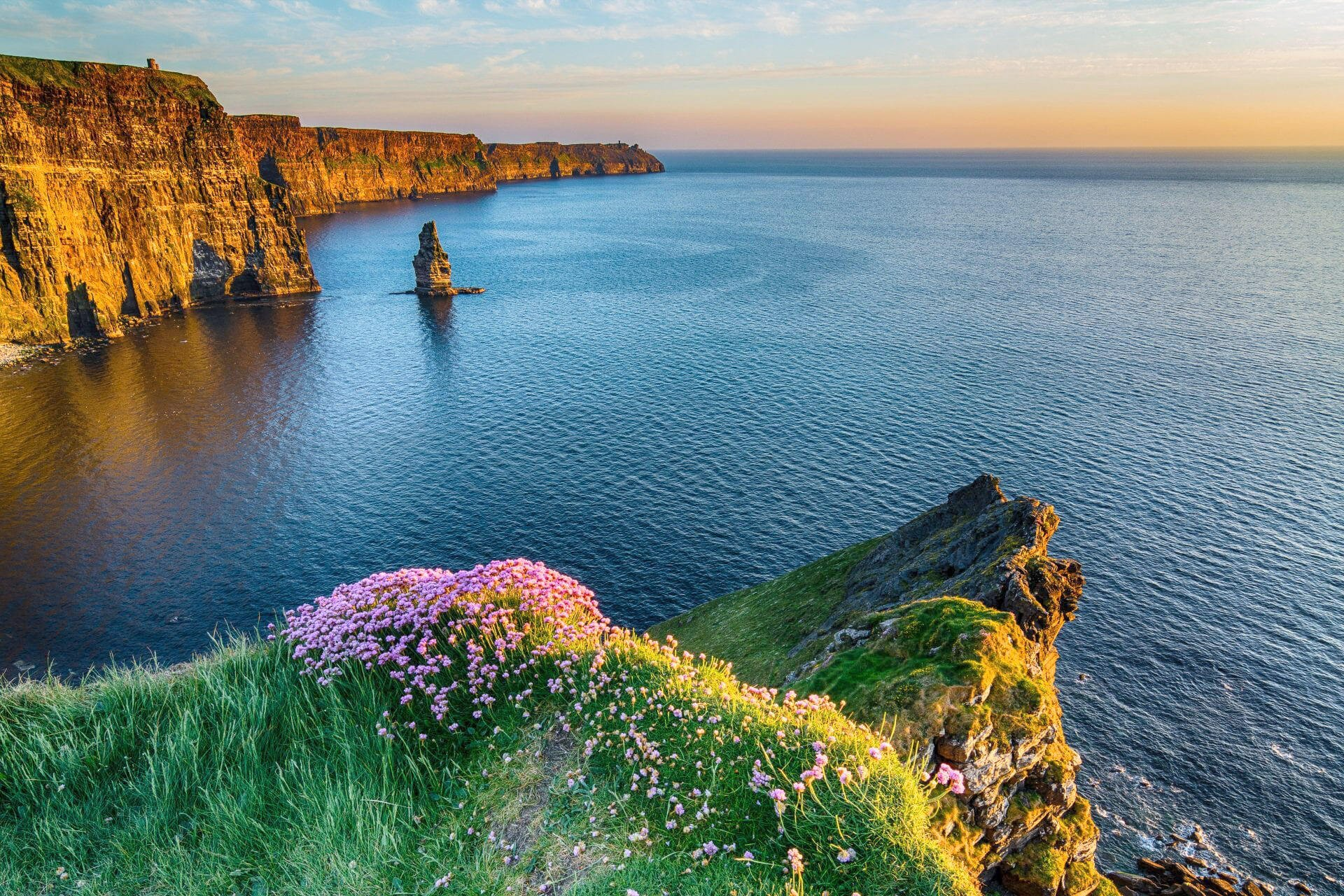 Tour Cliff of Moher - Viaggiare in Irlanda