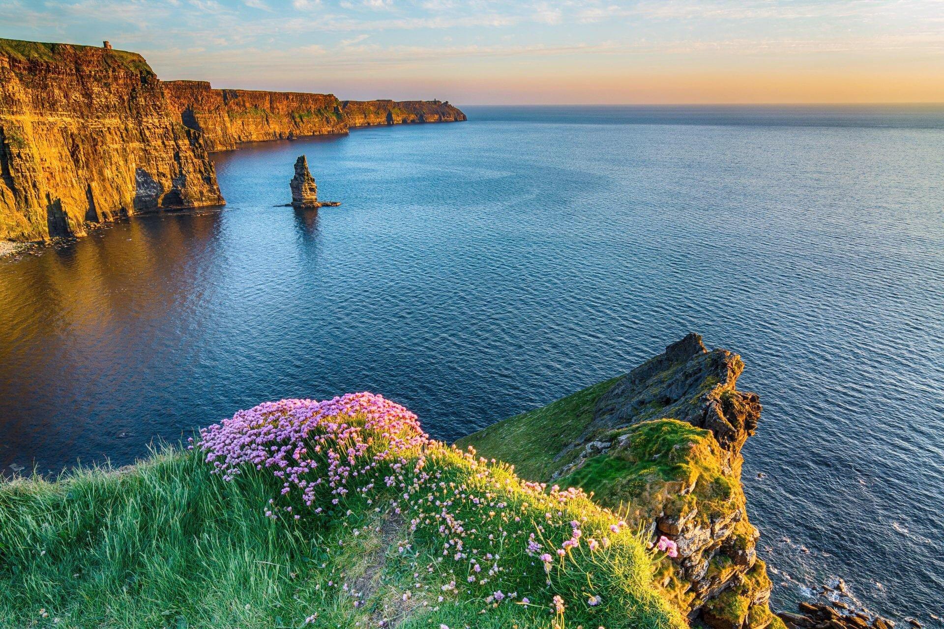 Tour Cliff of Moher - Viaggiare in Irlanda