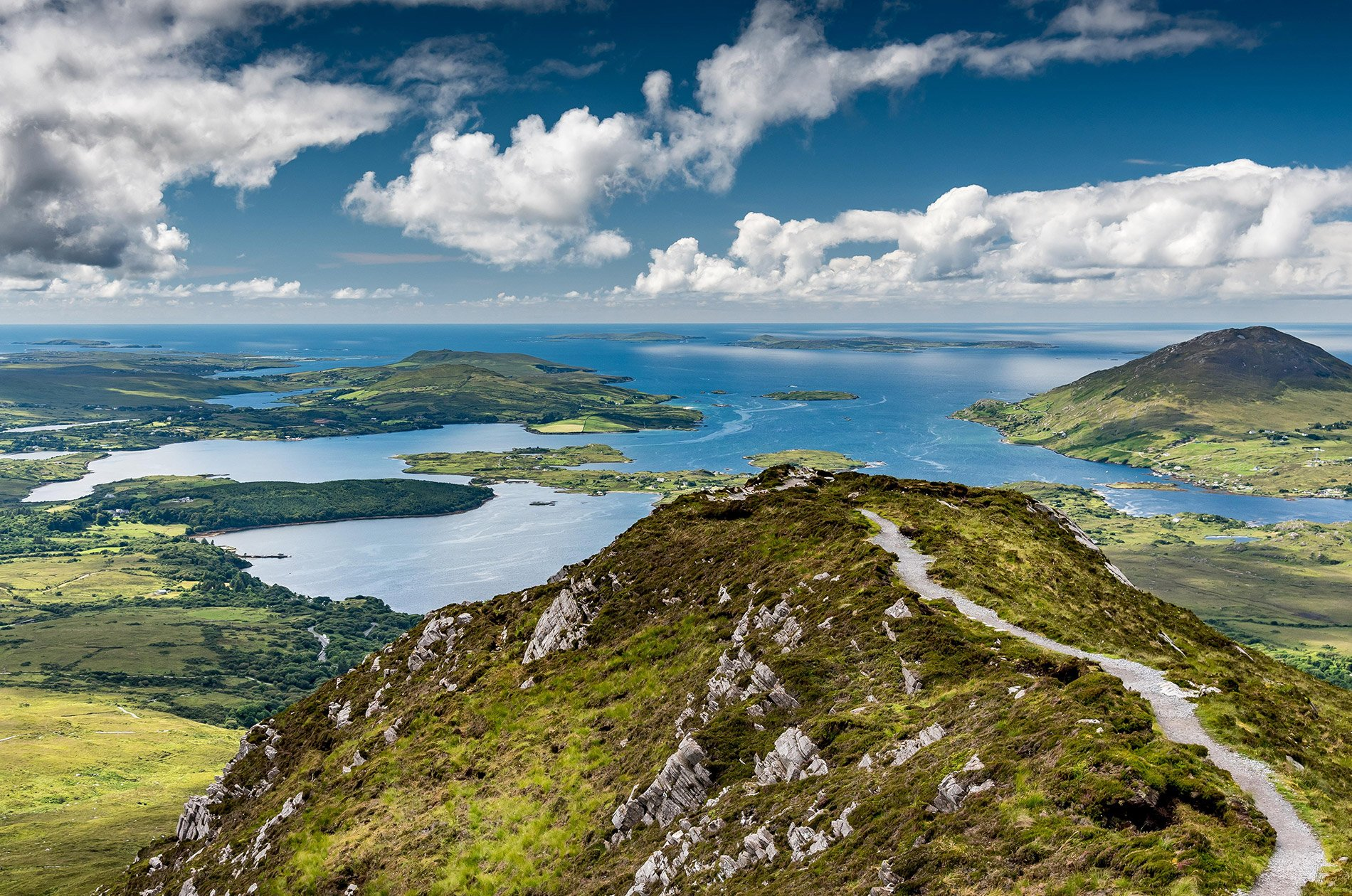 Tour Connemara - Viaggiare in Irlanda