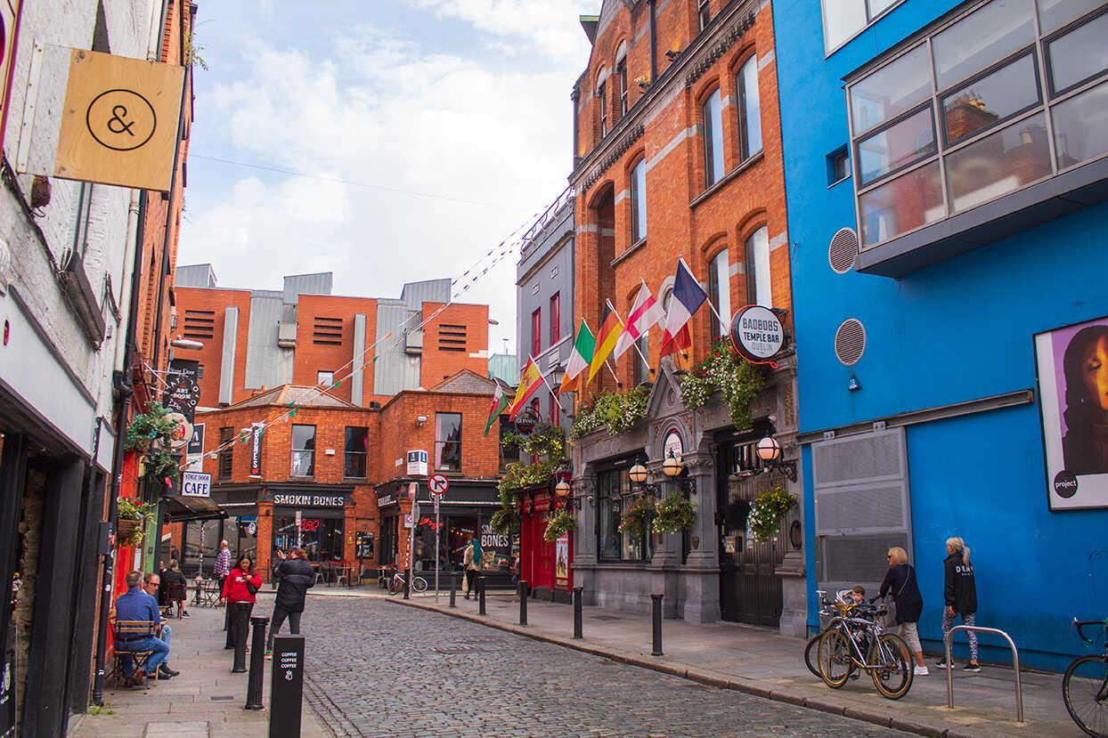 Tour di Viaggiare in Irlanda