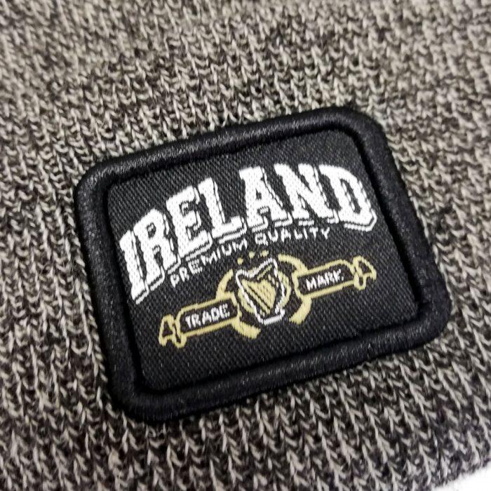 Berretto Nero Ireland di Alta Qualità - Viaggiare in Irlanda