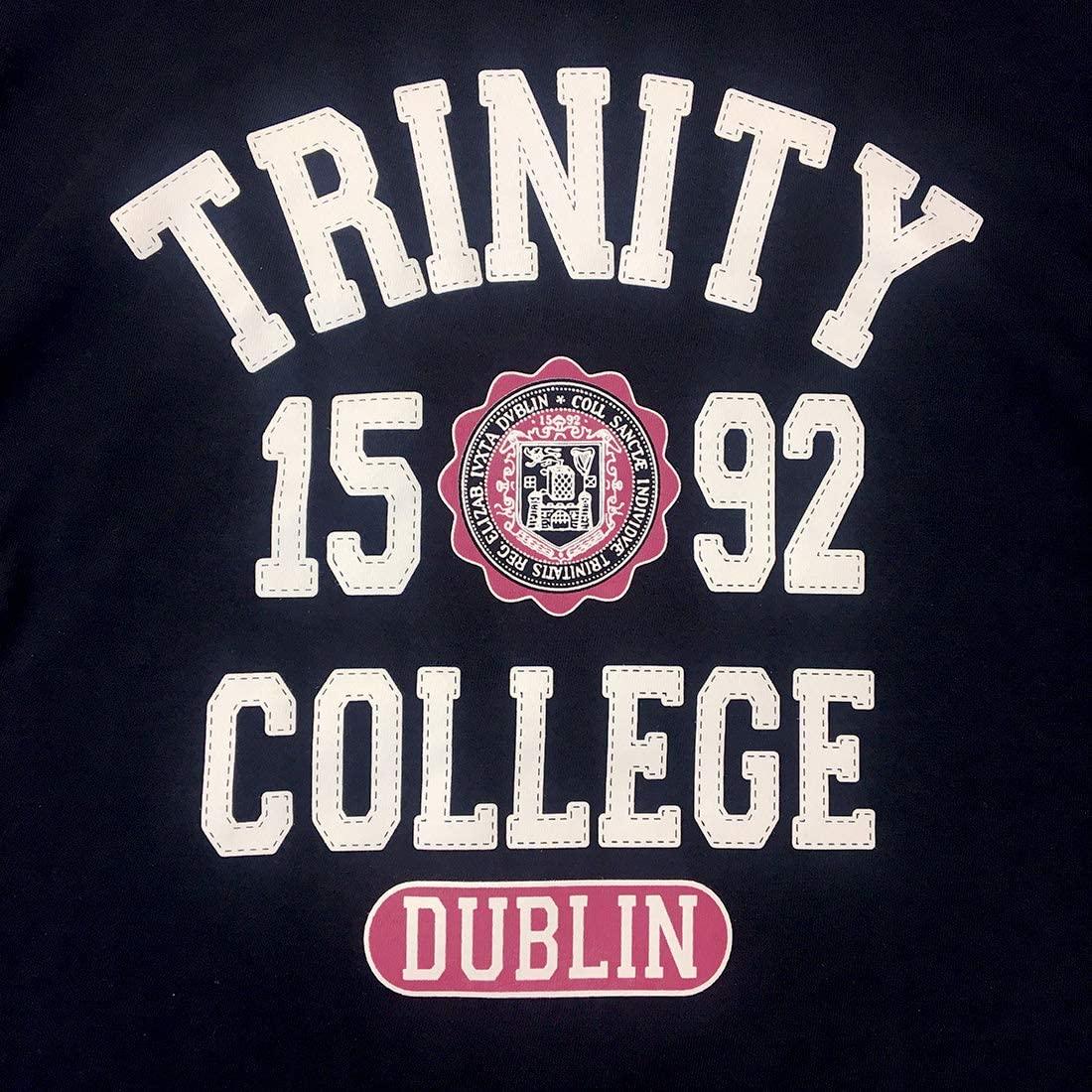 T-shirt da donna del Trinity College con scritta 1592 - Viaggiare in Irlanda