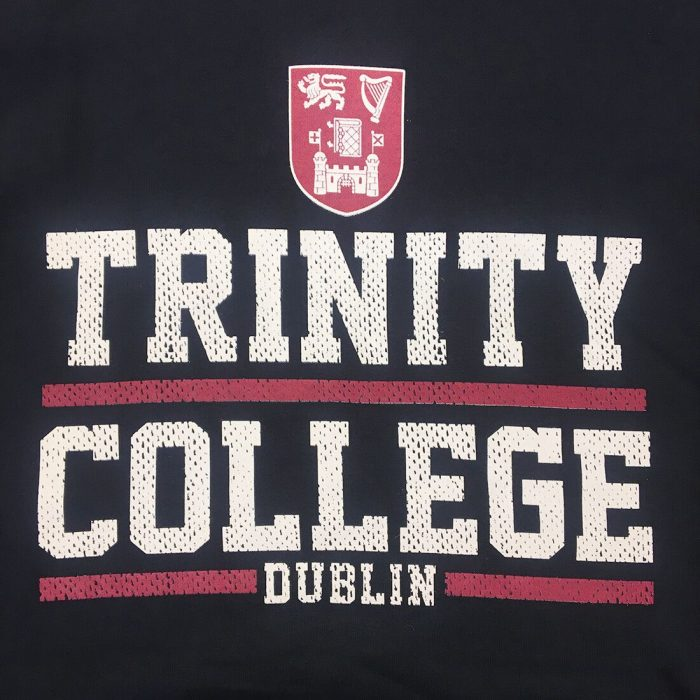 Felpa con cappuccio Trinity College - Viaggiare in Irlanda