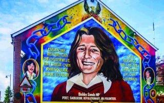 Quarant'anni dalla morte di Bobby Sands Viaggiare in Irlanda