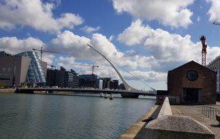 Tour Virtuale Le Docklands di Dublino - Viaggiare in Irlanda
