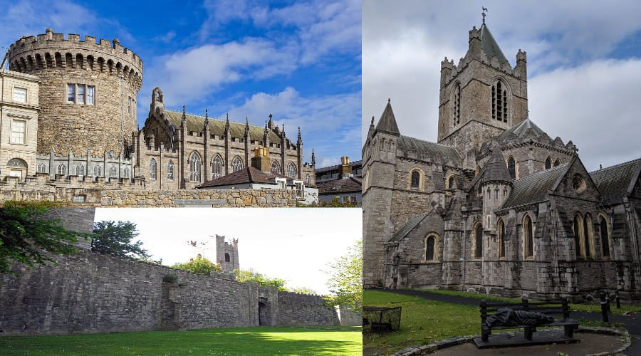 La Dublino Medievale - Tour Online - Viaggiare in Irlanda